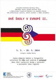 Dvě školy v Evropě II