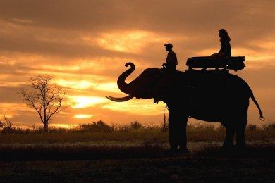 Letem světem s pohádkou - AFRIKA