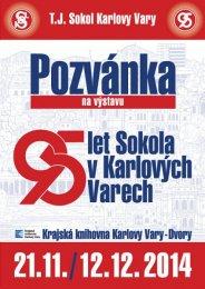 95 let Sokola v Karlových Varech
