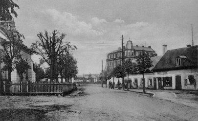 Karlovy Vary 1918-1945