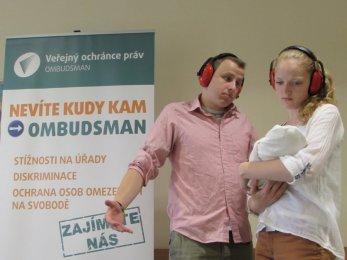 Setkání s ombudsmankou Annou Šabatovou