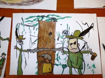 Lesy kolem nás aneb Kdo se stará o les