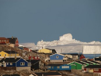 Život v Grónsku