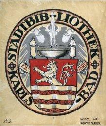 200 let knihovnictví v Karlových Varech