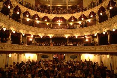 Znovuzrození karlovarského divadla