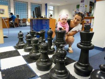 Šachový den pro děti a doprovod
