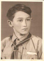 Luděk Blann 1945