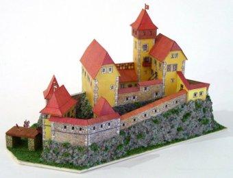 Středověké stavby na dlani