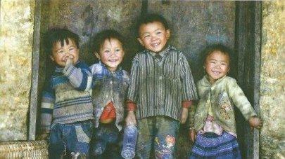Vietnam - Země dětí