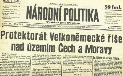Protektorátem Čechy a Morava