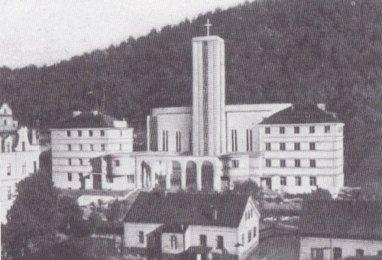 Architektura v severozápadních Čechách 1918-1938