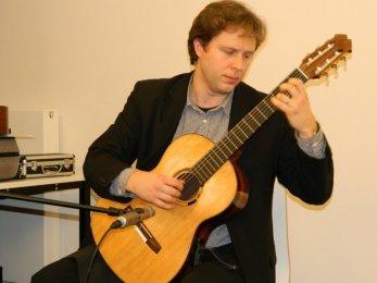 Semináře klasické kytary