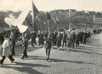 Karlovy Vary 1945 - 1989