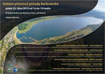 Setkání příznivců přírody Karlovarska