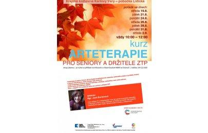 Arteterapie pro seniory a držitele ZTP