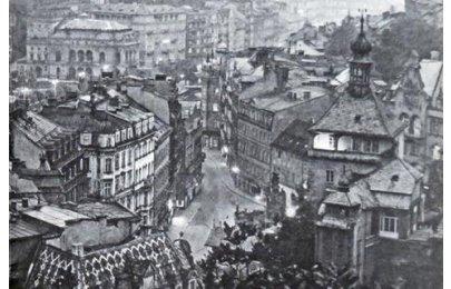 Fotografie Vladimíra Radechovského