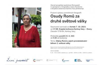 Osudy Romů za druhé světové války