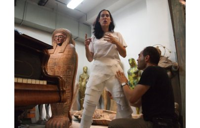 Egyptoložka