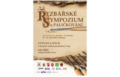 Výstava dřevěných soch