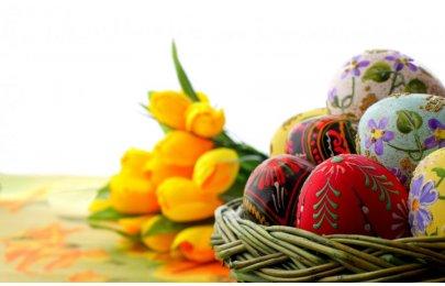 Velikonoce svátky jara
