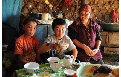 Kyrgyzstán - Mongolsko s ruskou tváří
