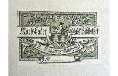 200 let knihovnictví v Karlových Varech - vernisáž