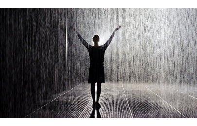Prší, prší poezie