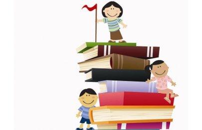 Mami, tati, půjč mi knížku