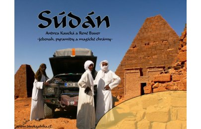 Súdán - jebenah, pyramidy a magické chrámy