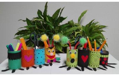Veselá stonožka - výtvarná dílna pro děti