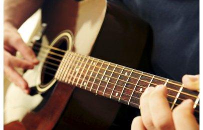 Hrajte na kytaru s Renatou