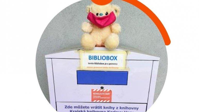 Pomozte nám získat nový Bibliobox