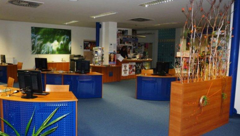 Přístup na internet v knihovně