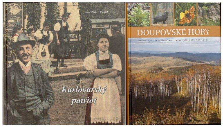 Nové regionální publikace v prodeji