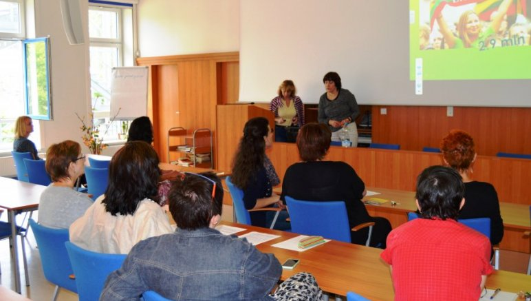 Mezinárodní knihovnická spolupráce