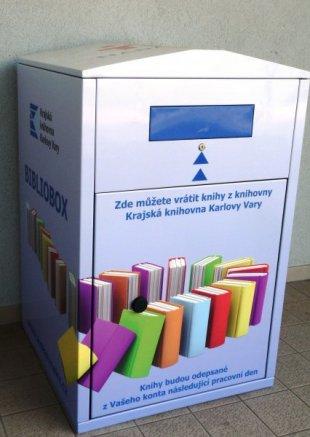 Bibliobox - čtenářův pomocník