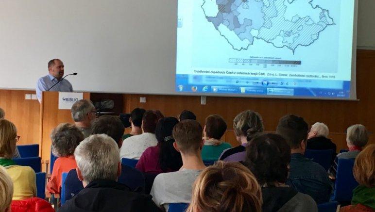 Vývoj sudetských oblastí s přihlédnutím ke Krušnohoří