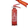 Práškový hasicí přístroj do auta 1 kg P1 ČE - BEZ REVIZE