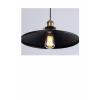 Velká závěsná lampa Edison Loft Pertura