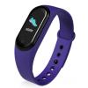 Sportovní náramek M5 - fialový