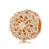 Bamoer stříbrný přívěsek Květ mandaly