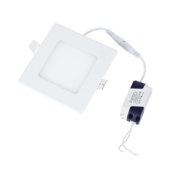 Superled LED panel vestavný 6W 390lm denní