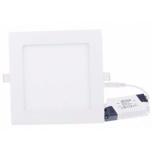 Superled LED panel vestavný 12W 860lm studená