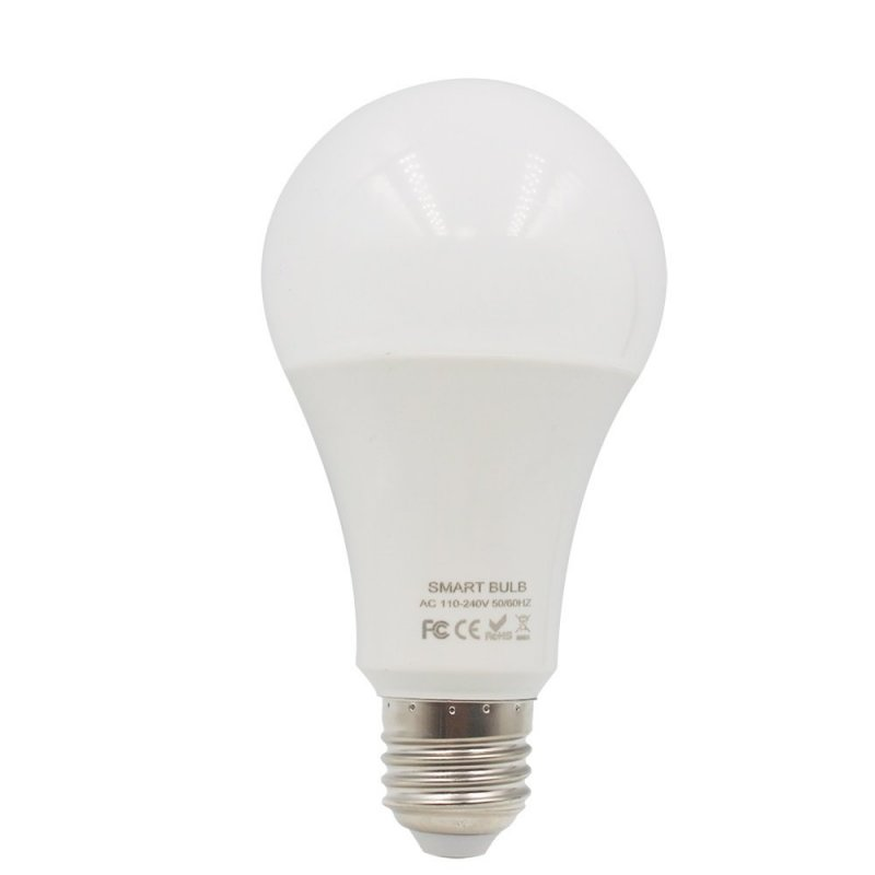 TUya SMART Led žárovka 5W E27 650lm (55W)