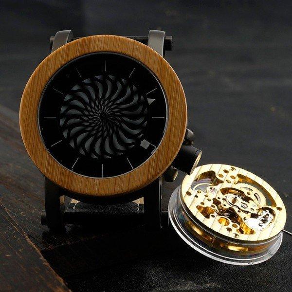 Mechanické hodinky BOBO BIRD M06