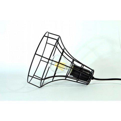 Závěsná drátová lampa Catera