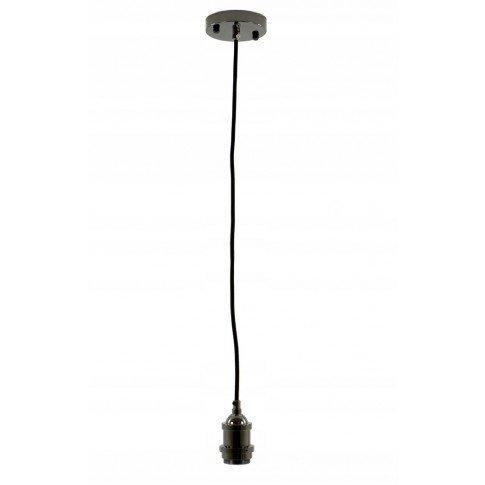 Závěsná lampa Převis Edison Loft - černá
