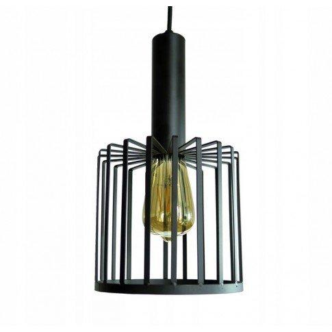 Závěsná drátová lampa SENETA