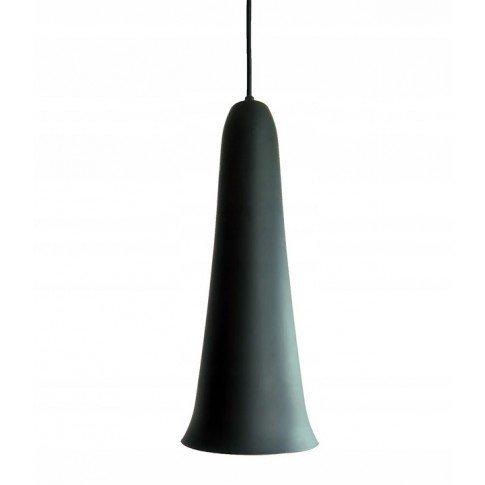 Závěsná lampa Centra Nordic - černá