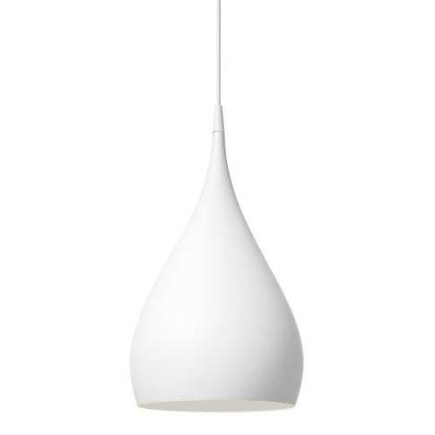 Závěsná lampa Matosa - bílá
